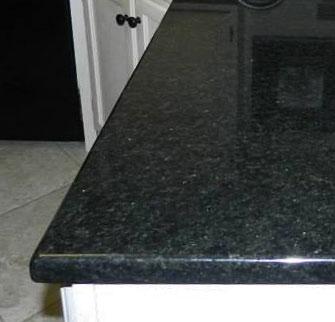 Edge Profiles Akron Granite Countertops