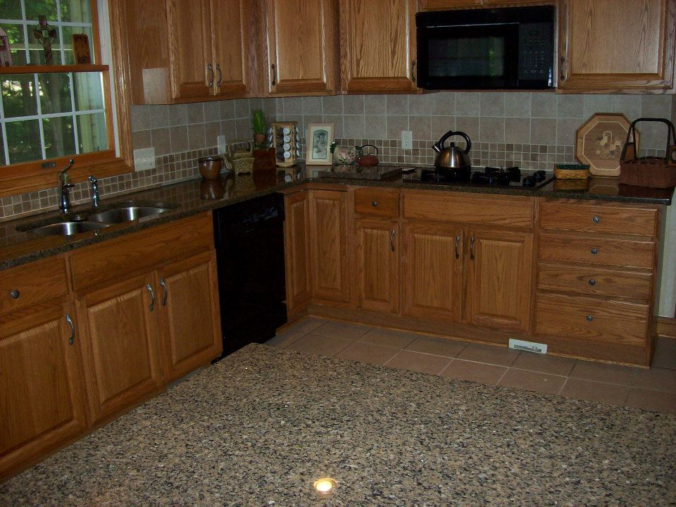 Kitchen Granite Installation F