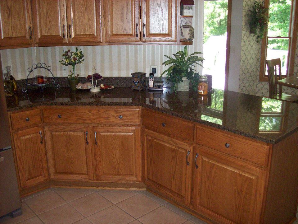 Kitchen Granite Installation E