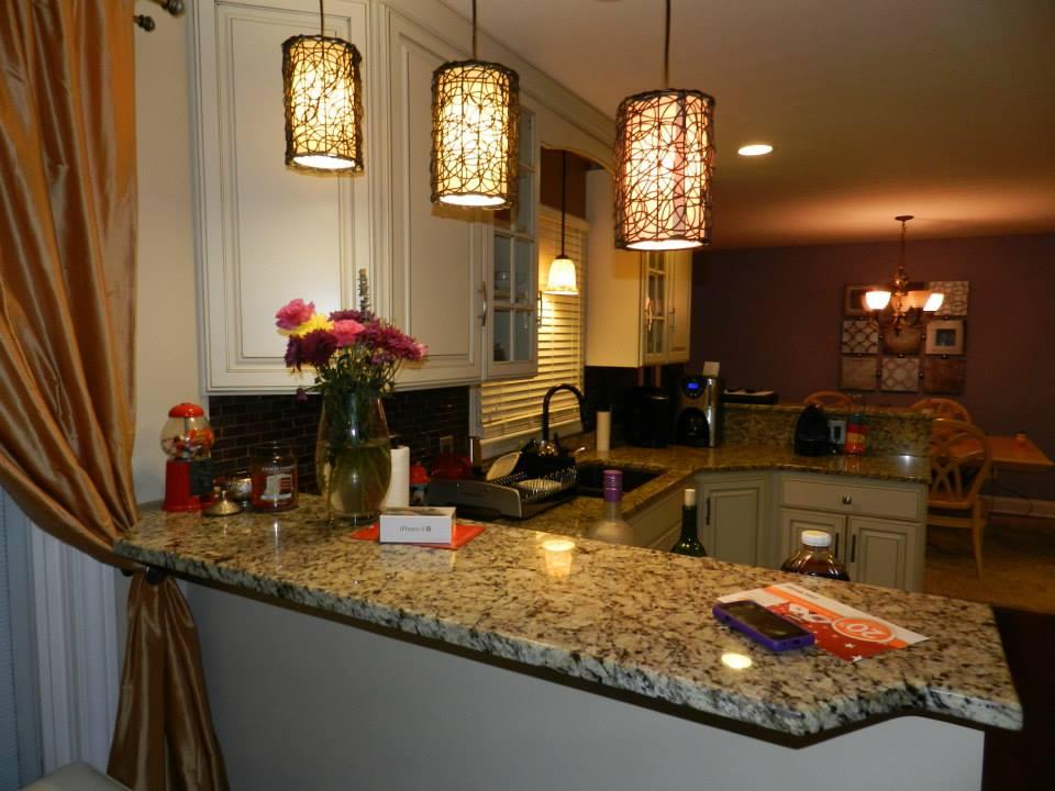 Kitchen Granite Installation G