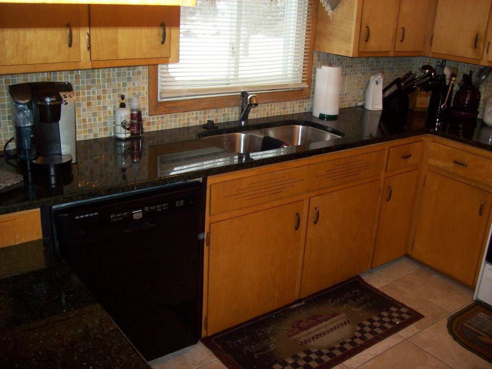 Kitchen Granite Installation H