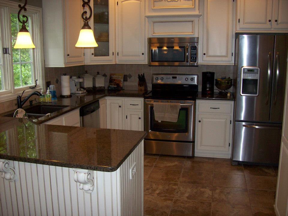 Kitchen Granite Installation D