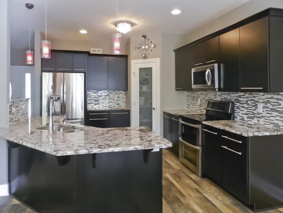 Kitchen Granite Installation A