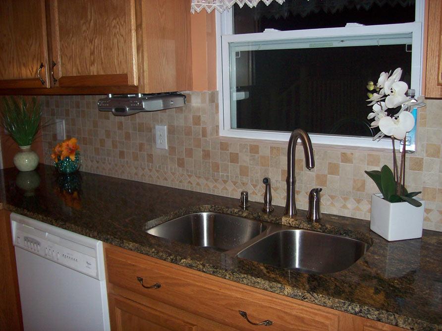 Kitchen Granite Installation I