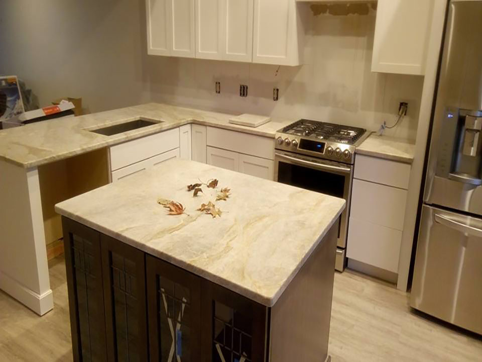 Kitchen Granite Installation B