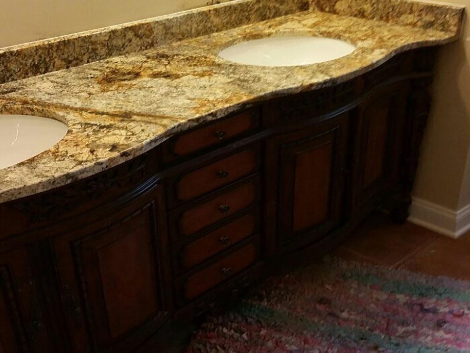 Bathroom Granite 7