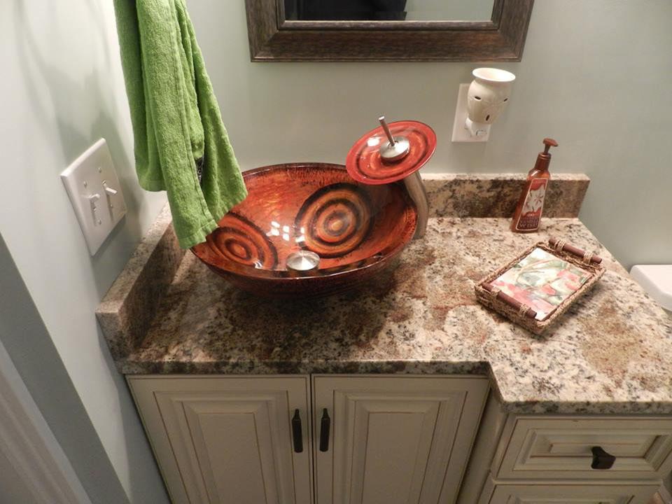 Bathroom Granite 5
