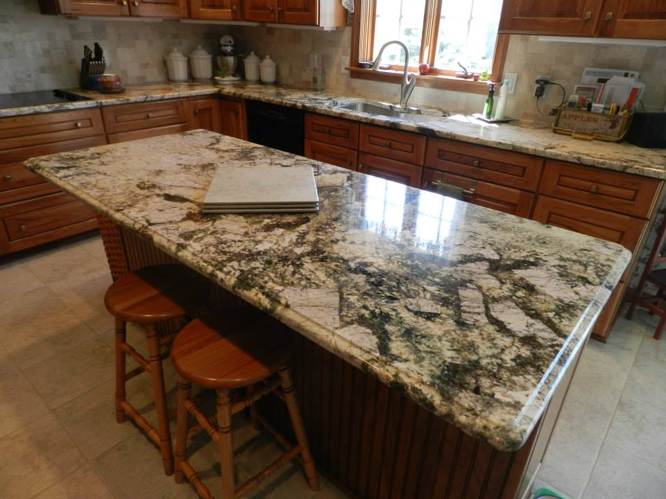 Kitchen Granite Installation I