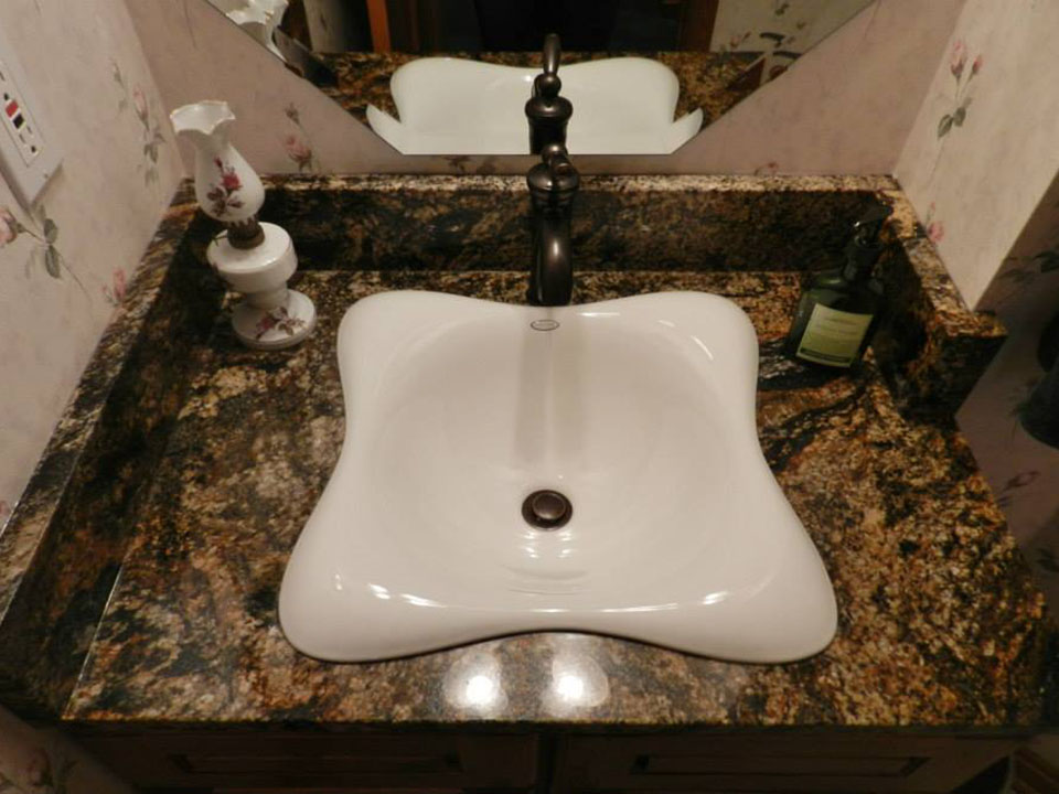 Bathroom Granite 6