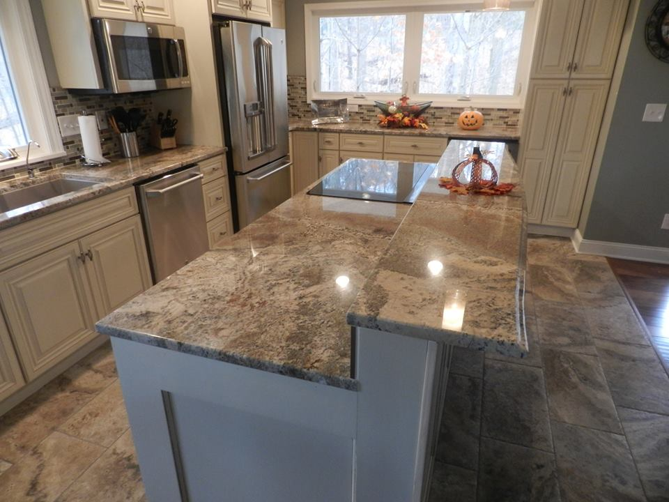 Kitchen Granite Installation H