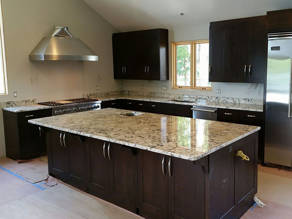 Kitchen Granite Installation G