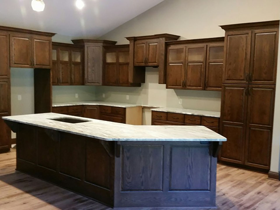 Kitchen Granite Installation E