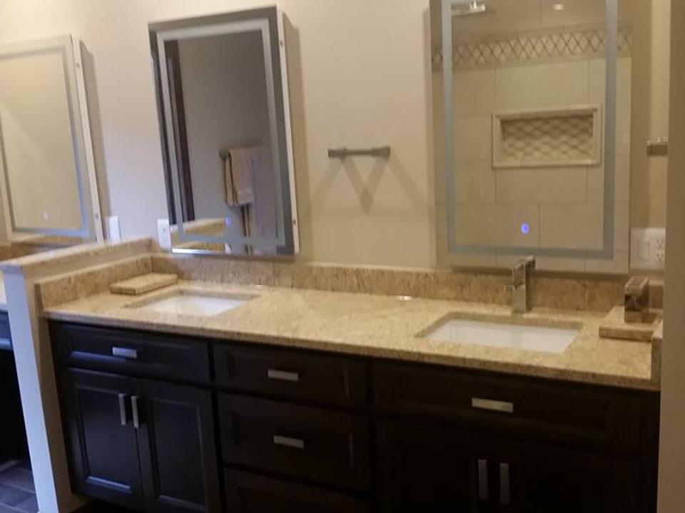Bathroom Granite 4