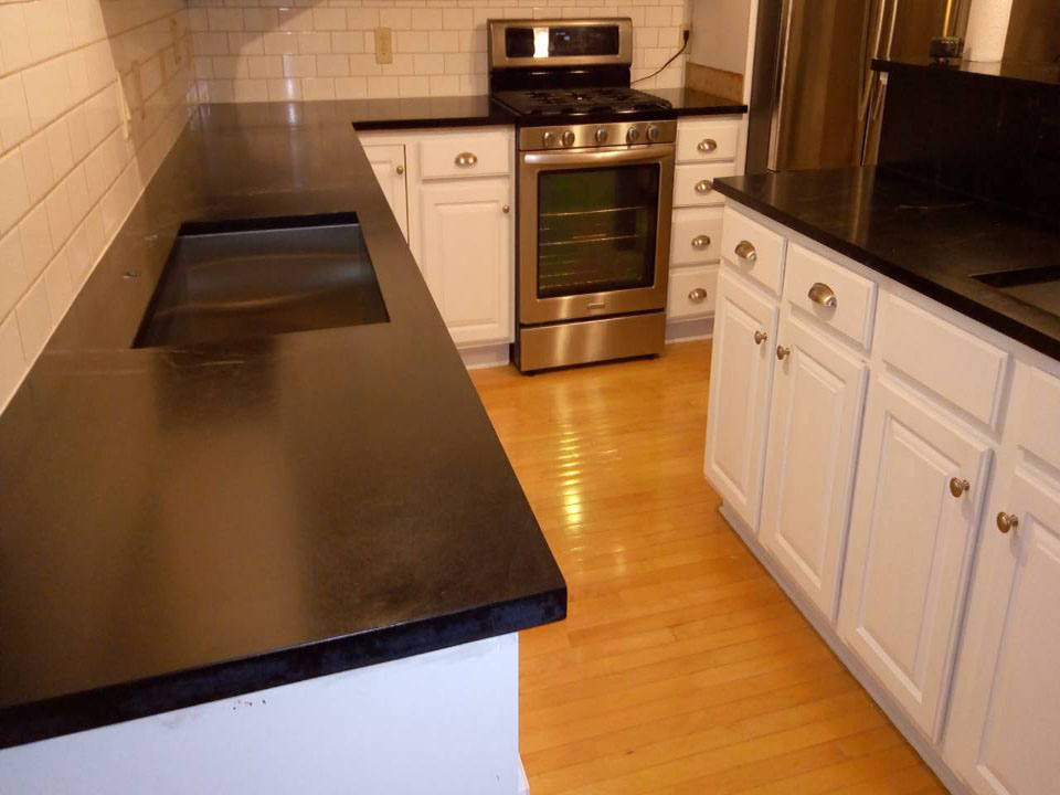 Kitchen Granite Installation D